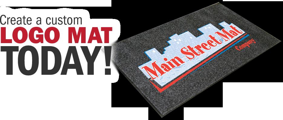 Main Street Mat Create Logo Mat