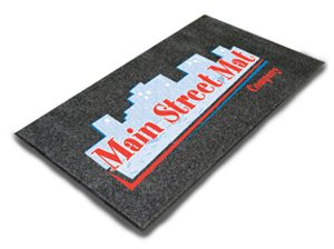Main Street Mat Floor Mat